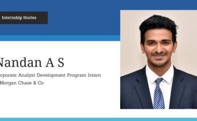 IFMR GSB MBA-Internship