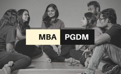 MBA or PGDM
