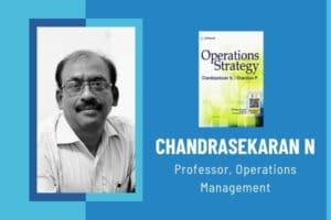 Prof N Chandrasekaran