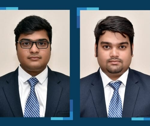 MBA students bag CFA Institute scholarships