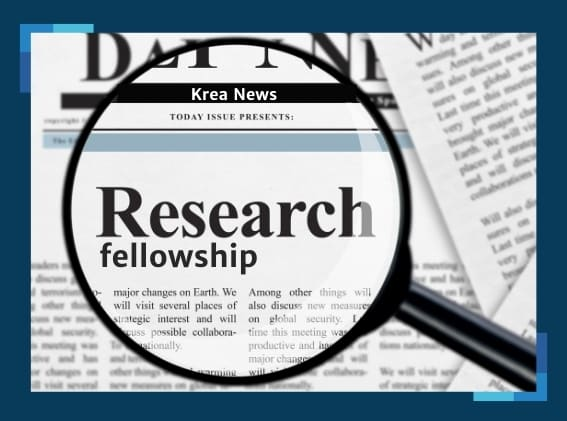 Krea announces recipients of Research Fellowship 2020-2021