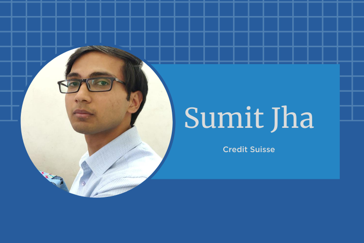 IFMR GSB MBA-Internship Stories | Sumit Jha
