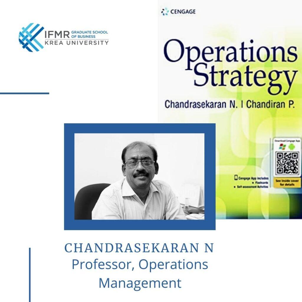 Chandrasekaran N