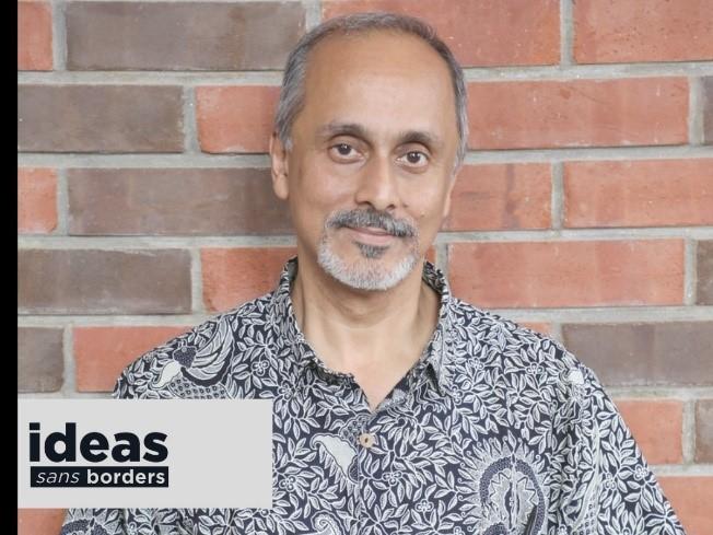 Modelling an Evolving Pandemic – Dr. Gautam Menon Speaks