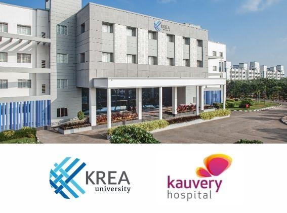 Krea partners with Kauvery Hospital