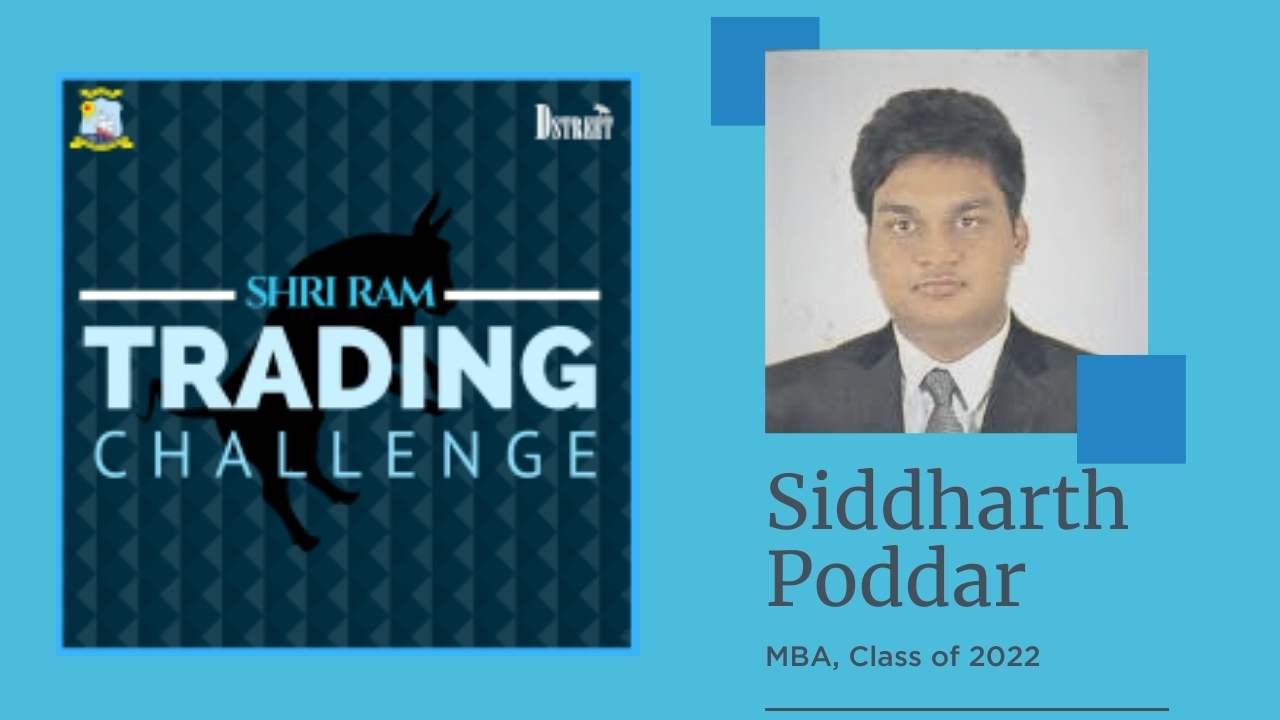 GSB student trading challenge