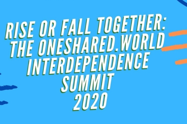 "Krea University partners for OneShared.World ""Rise or Fall Together"" Virtual Summit"