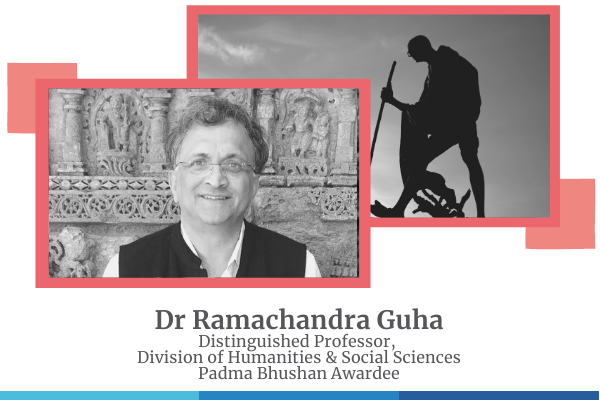 Ramachandra Guha In Focus