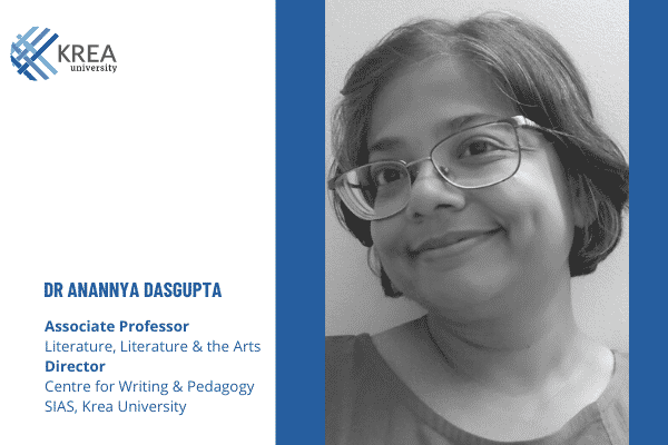 Prajanya Trust features Dr Anannya Dasgupta's poems on human rights
