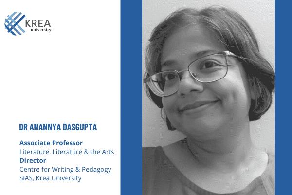 Prajanya Trust features Dr Anannya Dasgupta's poems on human rights