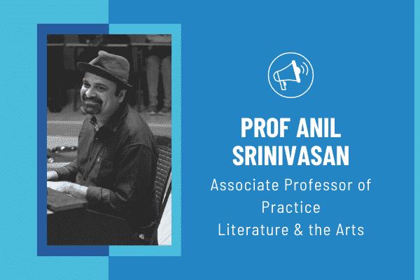 Professor Anil Srinivasan at TiE Global Summit 2020