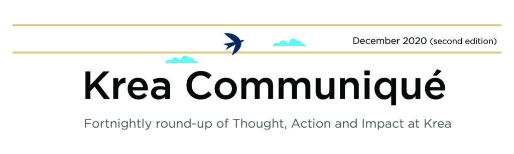 Krea Communique header Dec-2