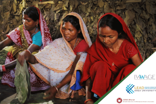 Strengthening socio-economic rights of women: IWWAGE examines SEWA's approach in West Bengal & Jharkhand