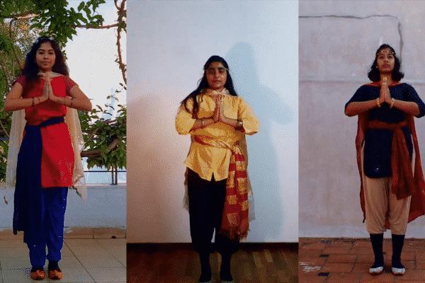 Chavittu Nadakam - a Christmas production by students of SIAS
