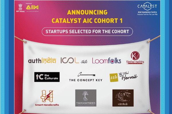Catalyst AIC chooses 10 startups to offer incubation support
