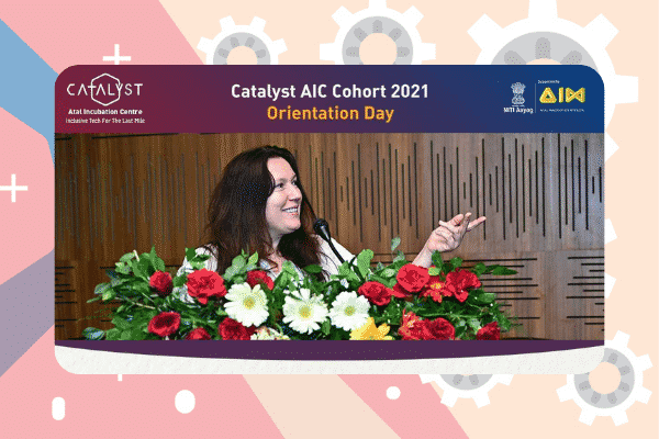 Catalyst AIC launches Startup-School; hosts Orientation Day for first cohort of entrepreneurs