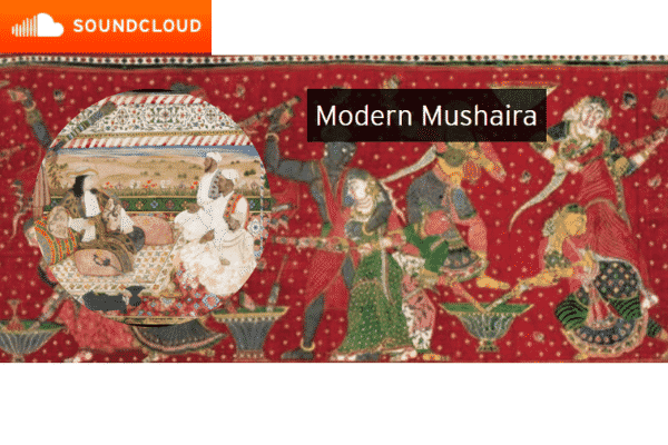'Modern Mushaira' - a student podcast series on Deccani history and art
