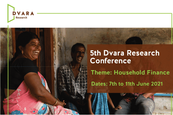LEAD at Krea University presents findings at the 5th Dvara Research Conference