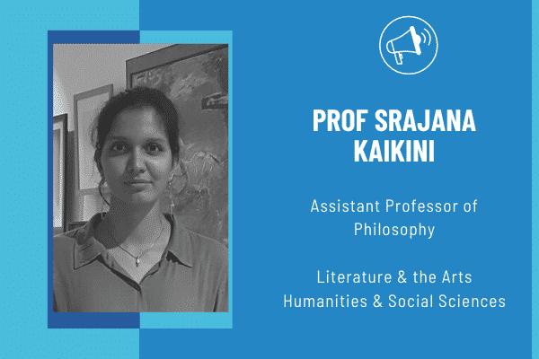 'SciPhi Web' publishes article on Alternative Intelligences authored by Prof Srajana Kaikini