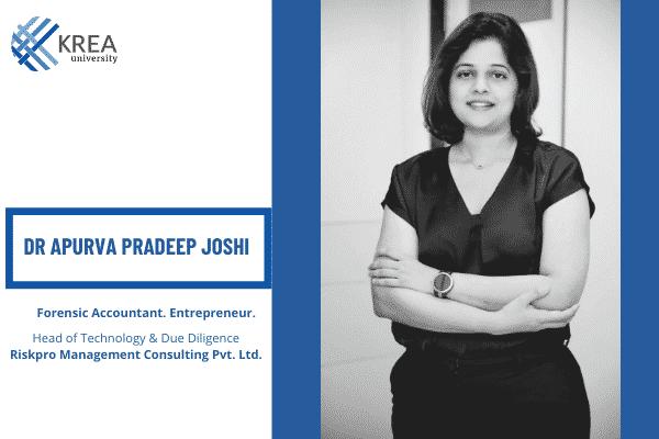 Forensic accounting and audit with Dr Apurva Pradeep Joshi