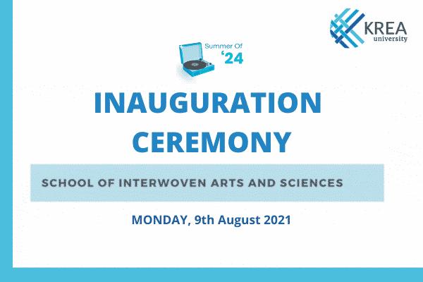 SIAS Orientation Inauguration Ceremony | Monday, 9 Aug 2021