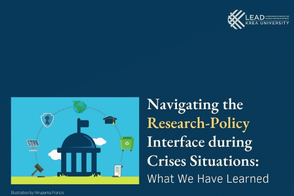 Navigating the research-policy interface during crisis situations