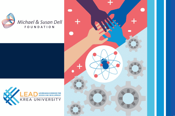 LEAD at Krea University collaborates with Michael & Susan Dell Foundation