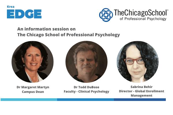 TCSPP - Krea partnership: Deep-diving into careers in Psychology & Behavioral Sciences
